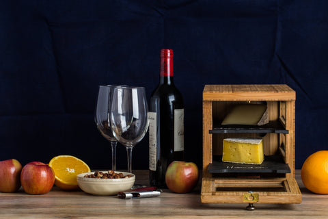 how to pair red wine and cheese