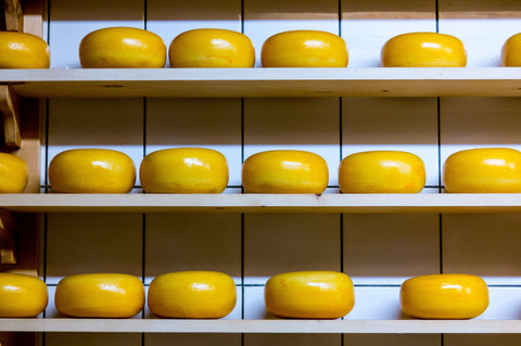 how gouda is made