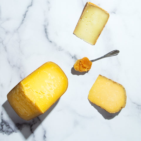pairing cheese and honey