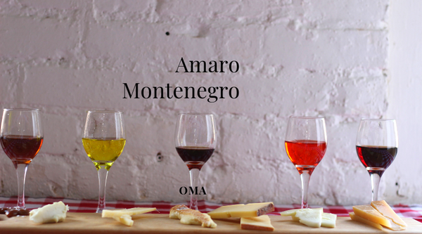 how to pair amaro and cheese