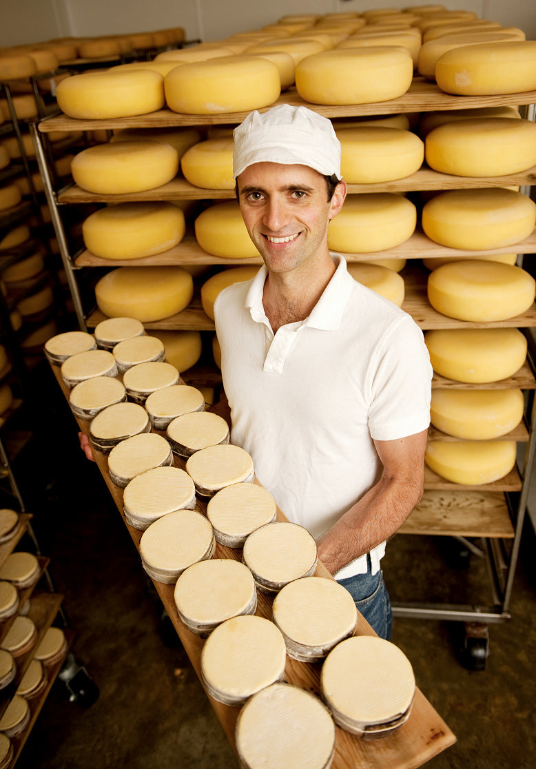 Cheese Maker Andy Hatch