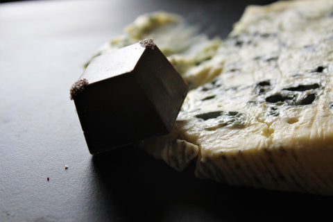 St. Agur Blue Cheese and Chocolate