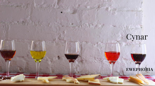 how to pair cynar with cheese