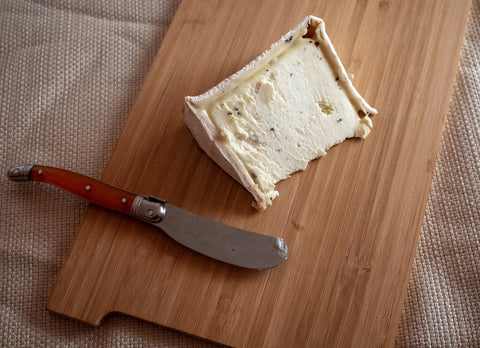 truffle goat cheese