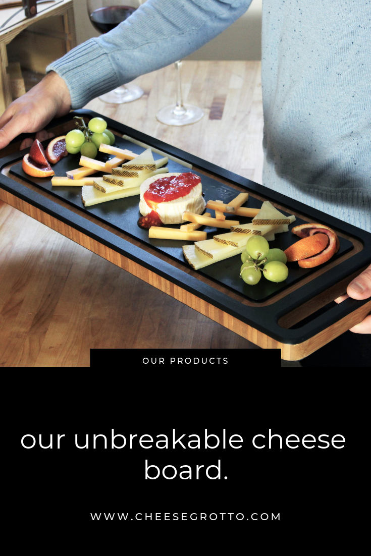 unbreakable cheese board
