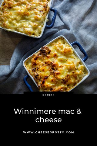 Winnimere mac & cheese recipe
