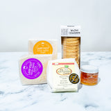 Artisan Cheese, Truffle Honeycomb & Crackers Gift Package