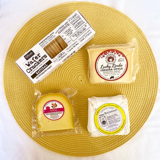 Women's History Month Cheese Package