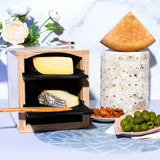 Cheese Grotto Fresco - Storing Your Cheese at Room Temperature.