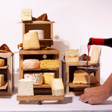Private Virtual Cheese Tastings - Just Add Wine!