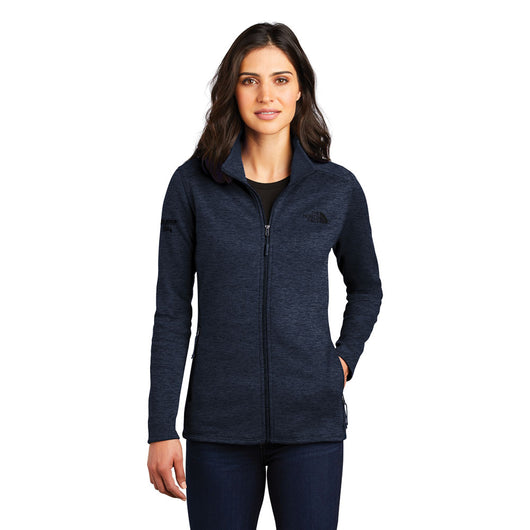 2020 NLC - The North Face Ladies Skyline Full-Zip Fleece Jacket