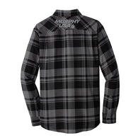 NLC Men's Plaid Flannel Shirt