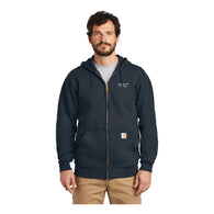 2020 NLC - Carhartt Mid-weight Hooded Zip-Front Sweatshirt.