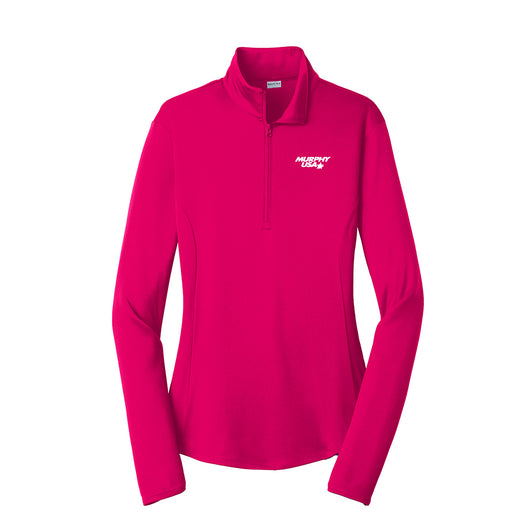 2019 NLC Sport Tek Posi Charge Ladies 1/4 Pullover