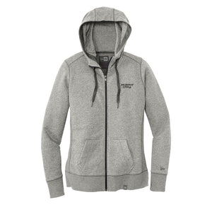 Open image in slideshow, 2021 NLC - New Era Ladies French Terry Full-Zip Hoodie