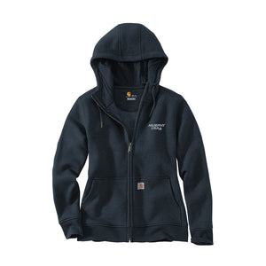 Open image in slideshow, 2021 NLC - Carhartt Women's Clarksburg Full-Zip Hoodie