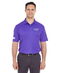 Wildcat Mens Basic Dry Fit Polo
