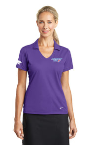 Ladies Nike Vertical Mesh Polo