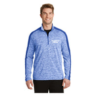 2020 NLC - Sport-Tek PosiCharge Electric Heather Colorblock 1/4-Zip