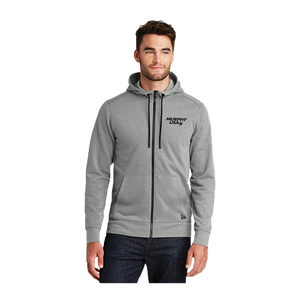 Open image in slideshow, 2020 NLC - New Era Tri-Blend Fleece Full-Zip Hoodie