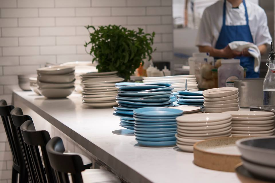 Keith Kreeger Plates at Lakehouse Bellevue