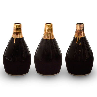 Gramercy Bottle: Ltd. Edition Black and Gold