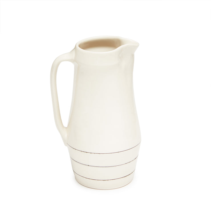 Ltd. Edition Hand-Thrown Pitcher - Banded