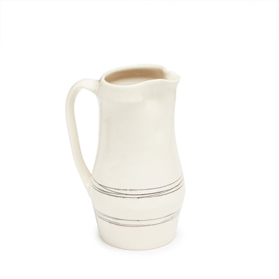Ltd. Edition Hand-Thrown Pitcher - Linea
