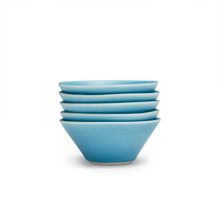 Gift Registry Lexington Snack Bowl - Turquoise