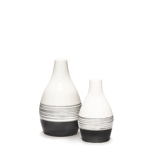 Gramercy Bottle Vase - Ltd. Edition Dipped Perpetua