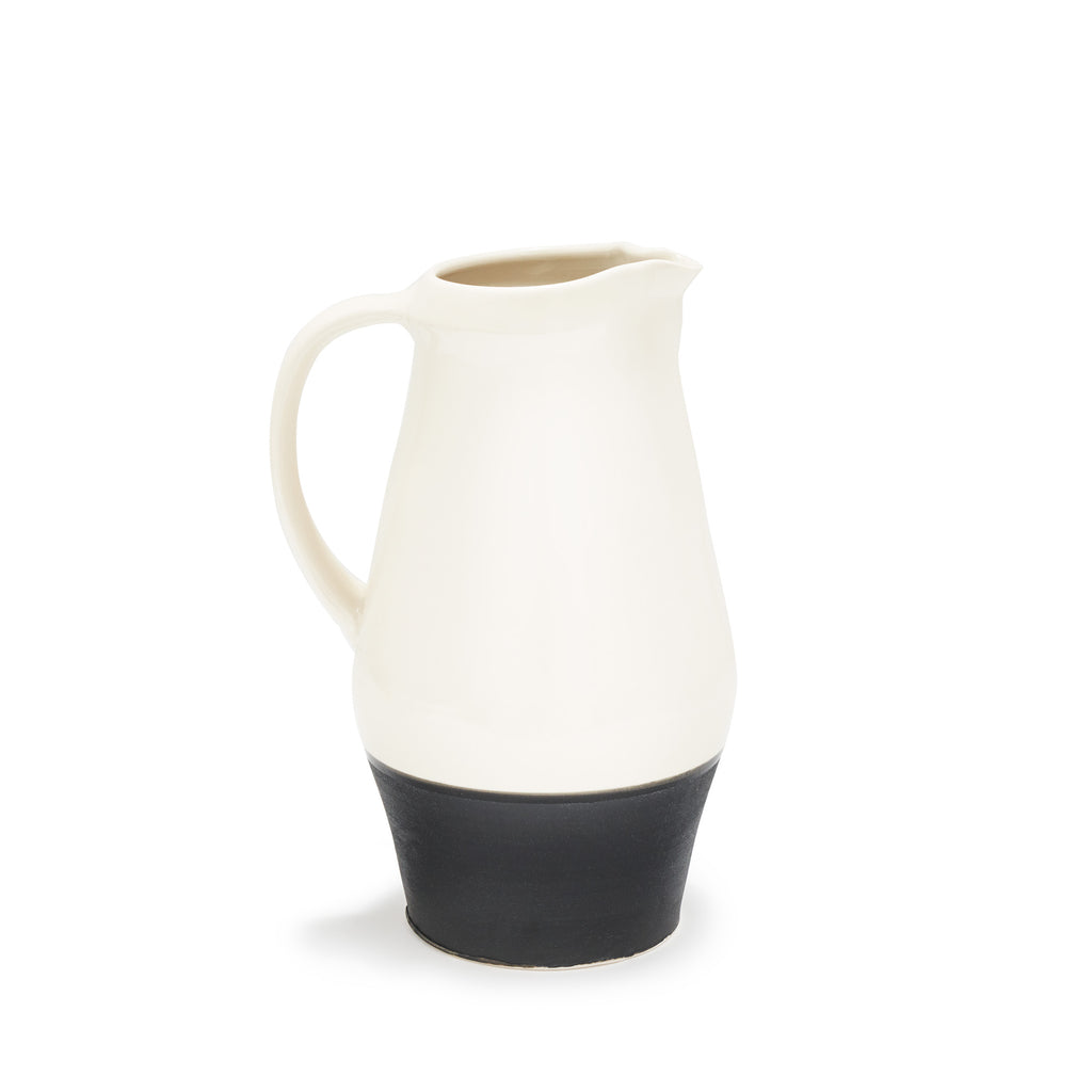 Ltd. Edition Hand-Thrown Pitcher - Dipped