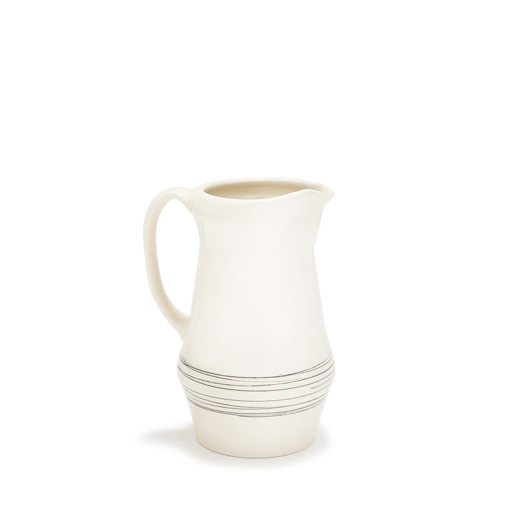 Ltd. Edition Hand-Thrown Pitcher - Perpetua