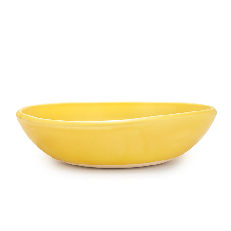 Essential Serving Bowl- Matte Yellow
