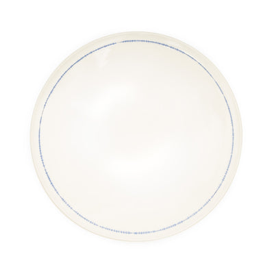 Round Serving Platter - Ltd. Edition Blue Linea