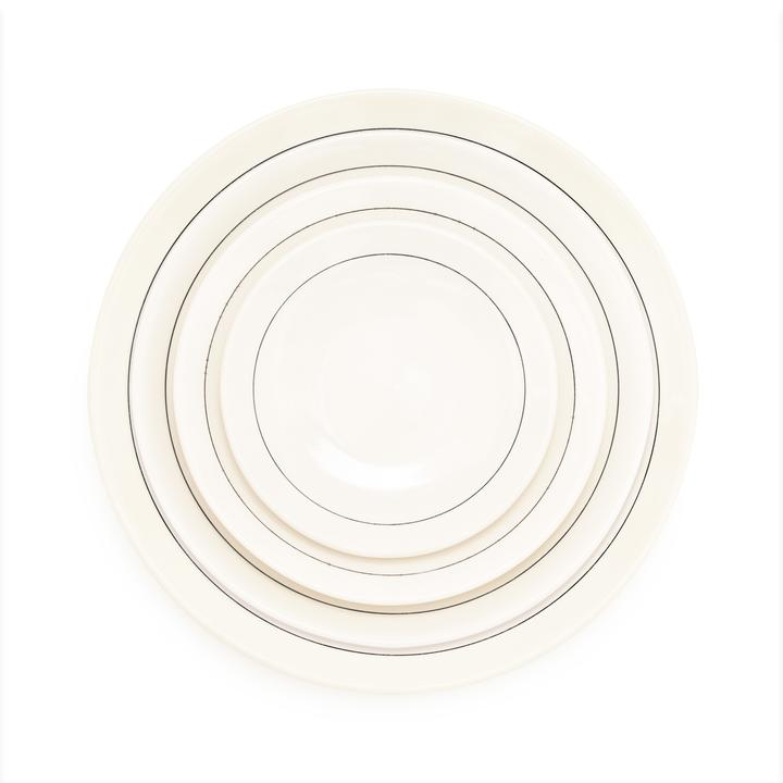 5-Piece Connoisseur - Gramercy Dinnerware Set