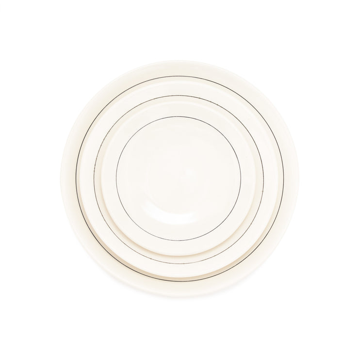 3-Piece Enthusiast Plus - Gramercy Dinnerware Set