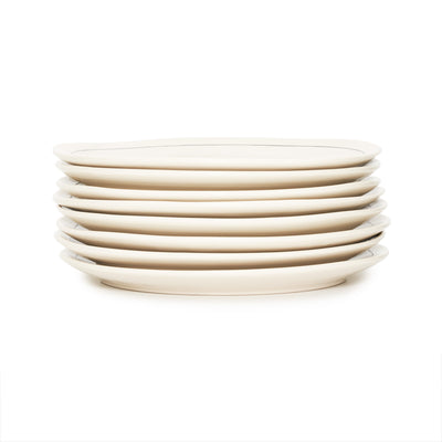 "11"" Dinner Plate - Gramercy Dinnerware Stack"