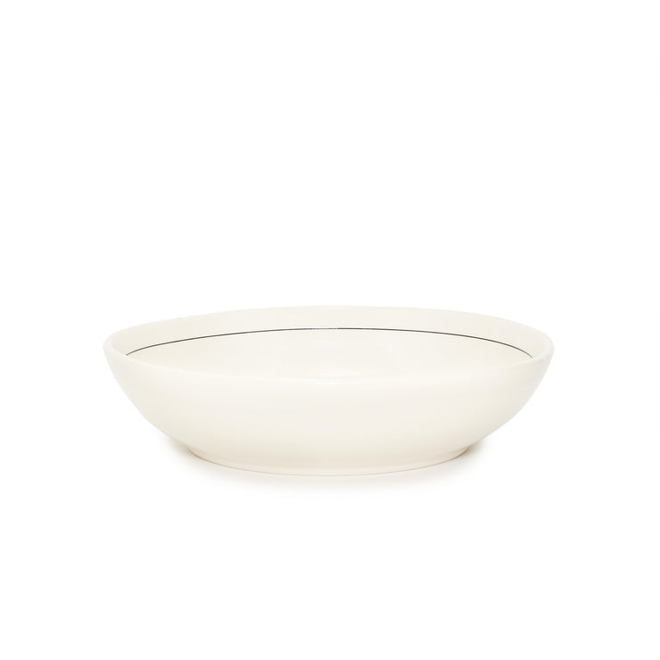 "8.5"" Large Bowl - Gramercy Dinnerware Stack"