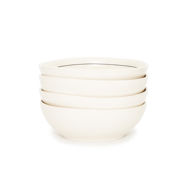 "Second/Sample Gramercy Dinnerware - 7.5"" Medium Bowl"