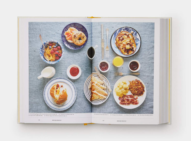 Breakfast: The Cookbook - Emily Elyse Miller