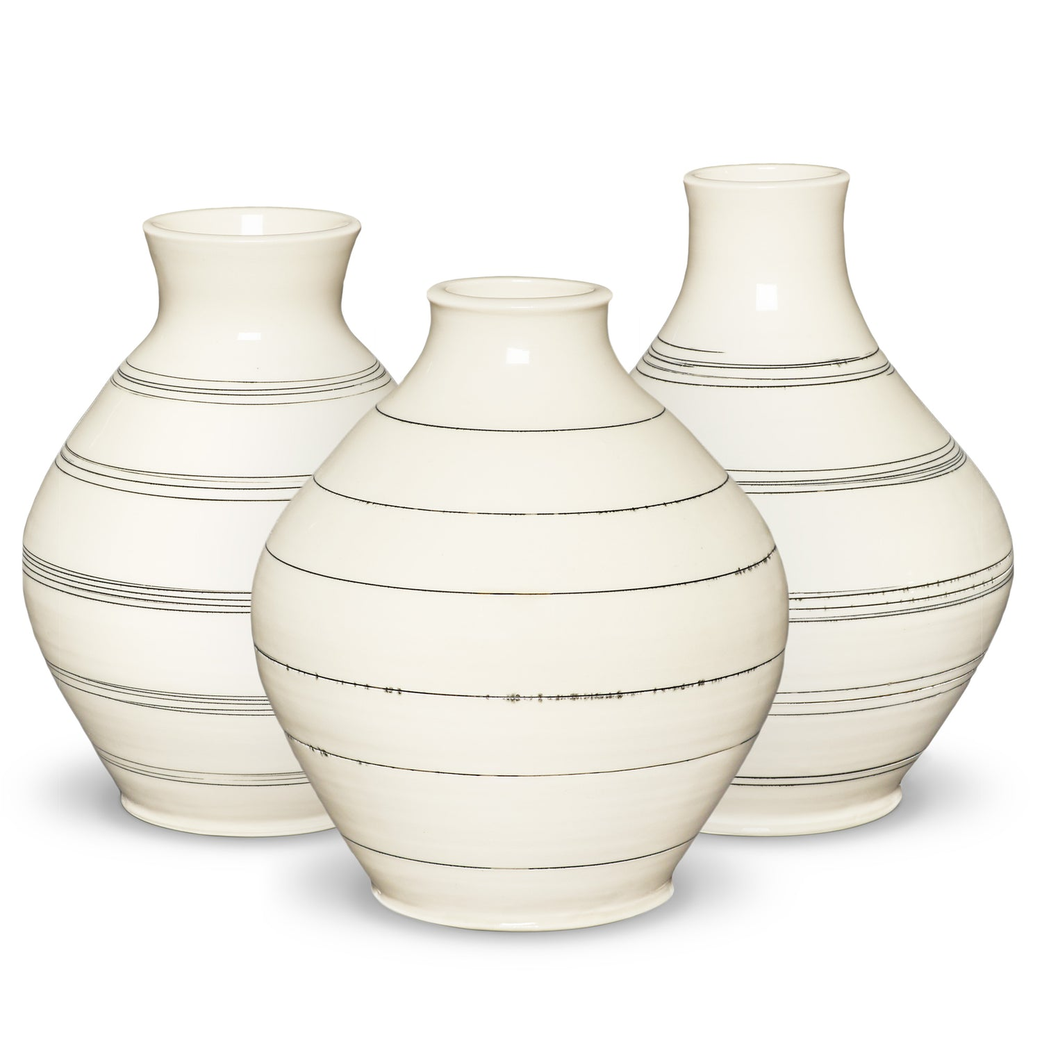 Ltd. Edition Single Lines Vase