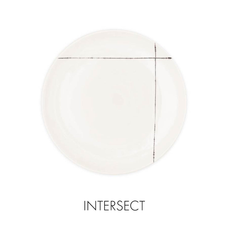"Gift Registry Gramercy Dinnerware - 9.5"" Lunch Plate"