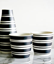 Gift Registry Lexington Cup - Banded Stripes