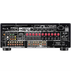 Integra DRX-4.2 9.2 Channel Network AV Receiver rear view