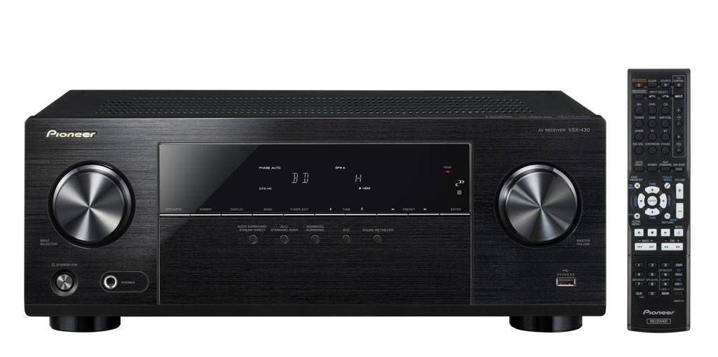 Pioneer VSX-430 5.1 Channel AV Receiver