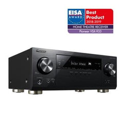 Pioneer VSX-933 7.2 Channel AV Receiver