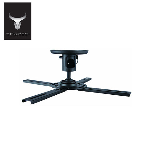 Tauris TP1-W Universal Projector Mount - Black