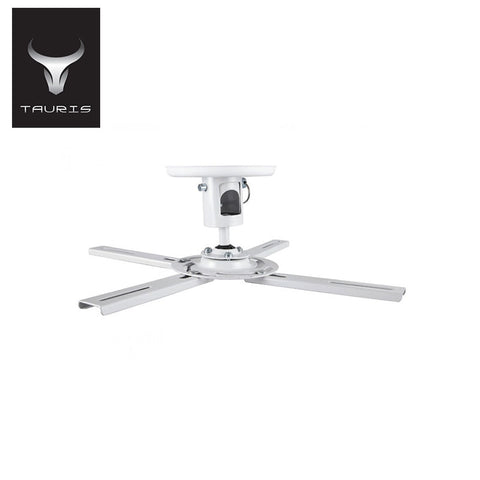 Tauris TP1-W Universal Projector Mount - White