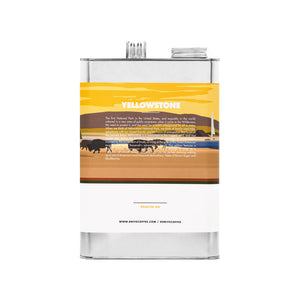 DRIVE COFFEE - NATIONAL PARK COLLECTION, YELLOWSTONE