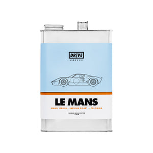 DRIVE COFFEE - LE MANS Ford GT40, 3.5 LBS